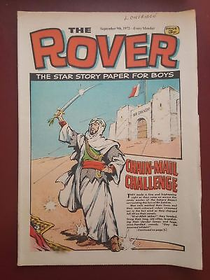 The Rover Comic - September 9th 1972 - The Star Story Paper for Boys #B2177