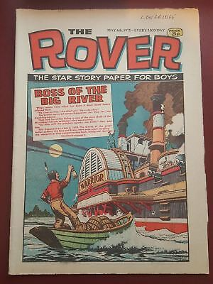 The Rover Comic - May 6th 1972 - The Star Story Paper for Boys #B2132