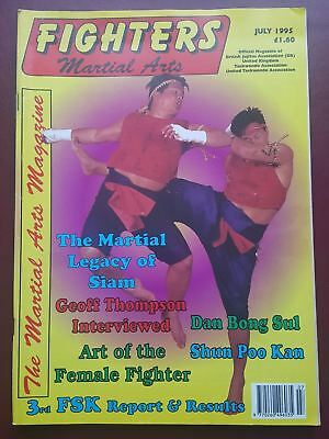 Fighters The Martial Arts Magazine July 1995 - Vol 18 No.7  #B2100