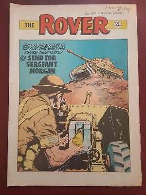 The Rover Comic - July 31st 1971 - The Star Story Paper for Boys #B2151