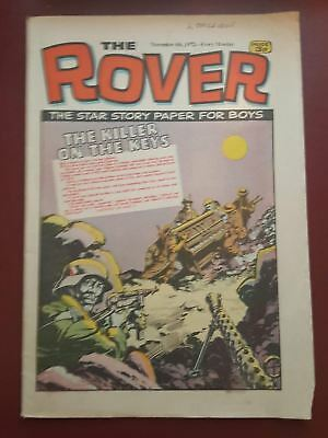The Rover Comic - November 4th 1972 - The Star Story Paper for Boys #B2130