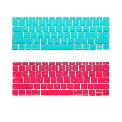 I Film de buy 2pcs silicone Keyboard Cover For Macbook Air 13 Pro 13 Pro 15, Key