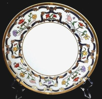 "Christian Dior Fine China Renaissance Salad Plate 8 1/8"" MINT"
