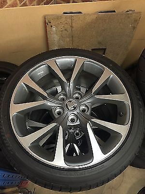 VF 2013 SSV BRAND NEW GENUINE 19x8.5 WHEEL AND 245x40x19 TYRE FOR SALE.