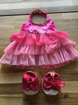 build a bear clothes Dress And Shoes