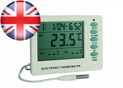 Gardener's Mate 16045 Digital Max/Min In/Out Thermometer