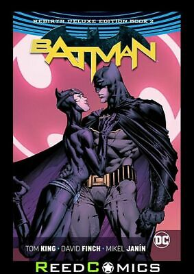 BATMAN REBIRTH DELUXE COLLECTION BOOK 2 HARDCOVER Collects (2016) #16-32, Annual