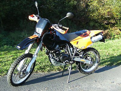 KTM lc4 620 gs rd