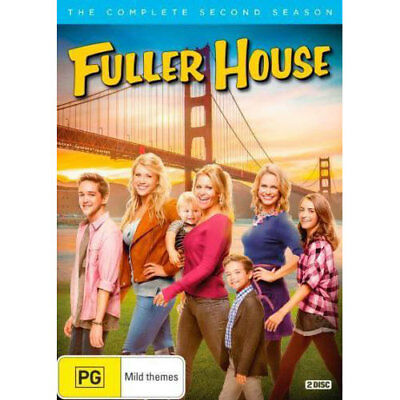 Fuller House: Season 2 NEW DVD (Region 4 Australia)
