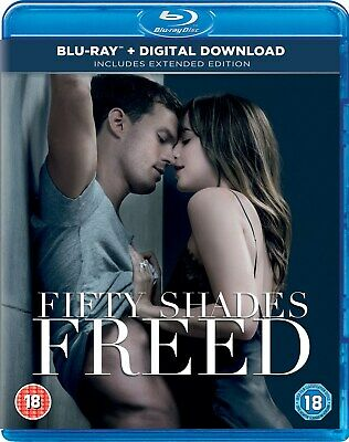 Fifty Shades Freed (with Digital Download) [Blu-ray]