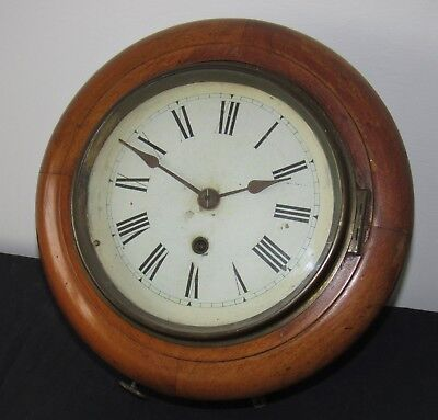 Delightful Small Size 8in Spring Dial Wall Clock