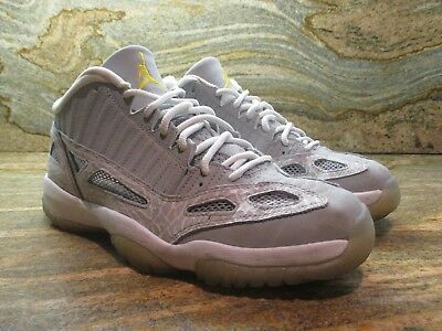 brand new a6a53 6e233 2007 Nike Air Jordan 11 XI Retro Low IE SZ 9 Cool Grey Silver Zest OG