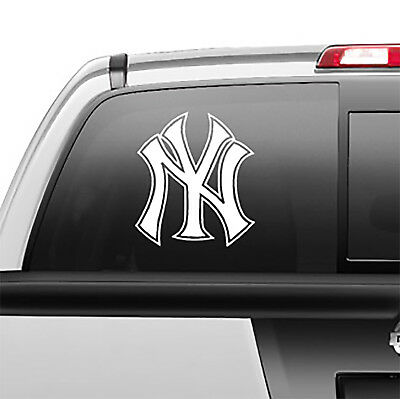 NY New York Yankees Window Sticker Decal any size any color