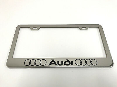 bracket plate for audi frame holes no license gominigo gmg