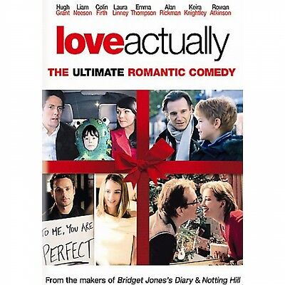 Love Actually (DVD, 2004, Widescreen Edition)