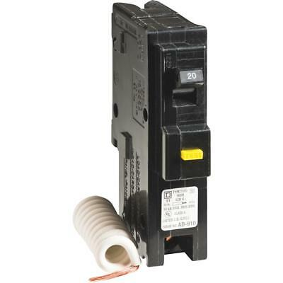Square D Co. 20a Breaker HOM120GFICP