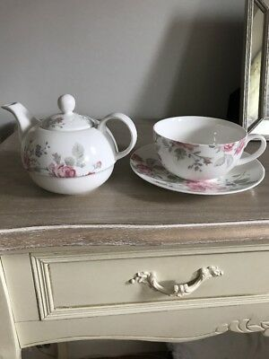 Laura Ashley  Tea For One Set
