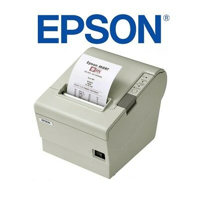 Printer Thermal Epson Tm-T88Iv 80Mm Usb Case Windows Receipts Betting