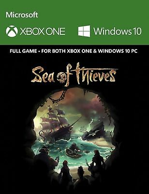 Sea Of Thieves Xbox One & Windows 10 Digital Code Fast Shipping (XBox Live Req )