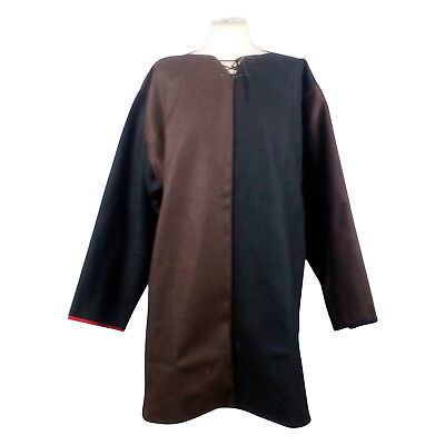 LARP Wool Tunic, Surcoat , Fancy Dress, Cosplay, Costume, Medieval REDUCED
