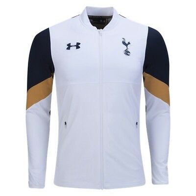 4593201e7 Tottenham Hotspur Stadium Jacket By Under Armour Size Adults L Rrp £100