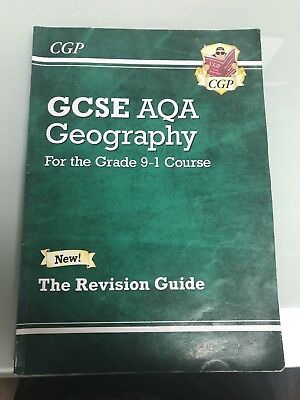 GCSE 9-1 AQA Geography Revision Guide