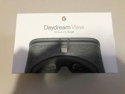 Google Daydream View VR Headset with Remote (Slate) - Genuine Brand New Sealed
