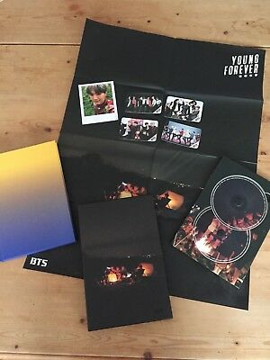 BTS Young Forever album Night version with