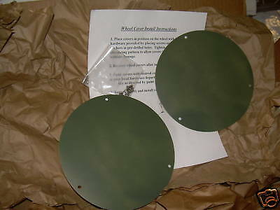 Aircraft Wheel Cover  Airplane Hubcaps Cleveland 6.00X6 Piper - Cessna 172 152