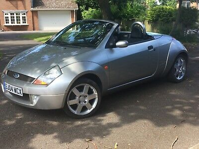 FORD StreetKa Luxury Convertible 1.6 for Spares or Repair