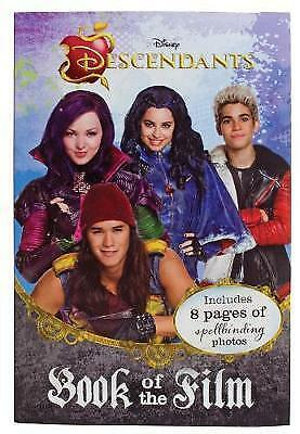 Disney Descendants Book of the Film, NEW Disney Book