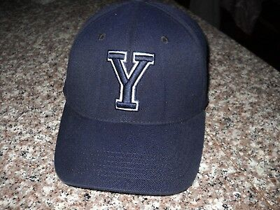 huge selection of ff8bd e001e Byu Cougars Official NCAA One Fit Flex Hat Cap Adult by Top of the World