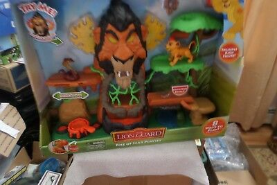 Disney Junior The Lion Guard Rise Of Scar Playset Just Play 2017