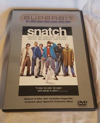 Snatch (DVD, Superbit Deluxe Edition, Wide Screen)