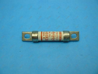 Shawmut A60X35-4 Semiconductor Fuse 35 Amps 600 VAC Bolt-in New