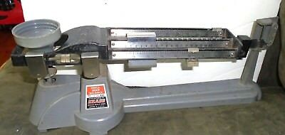 Triple Beam Balance 5lbs AVD.Ohaus Scale Corp. (for parts or repair)