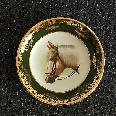 Equine Weatherby Handly Falconware Dish
