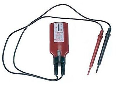 AC Wiggey Solenoid Voltage Tester Wiggy Electric Electrical Volt Testing Probe