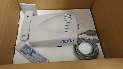 Topcon ACP 8 Auto Chart Projector with Wall Mount, Remote MINT CONDITION