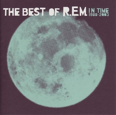R.e.m. - In Time : Best Of Rem Cd ~ Michael Stipe ~ Greatest Hits *New*