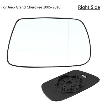 Fit System 90199 Jeep Grand Cherokee Passenger Side Replacement Mirror Glass
