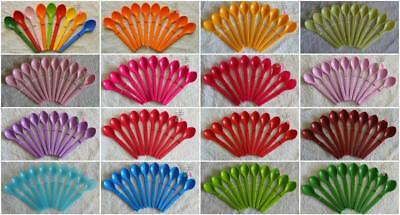 Tupperware Hang On Spoon x 5 -Pick a choice of  Color or Multi Pack
