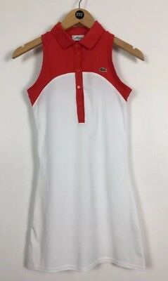Womens Lacote Tennis Dress / Small / Polo Dress / Sports / Casual