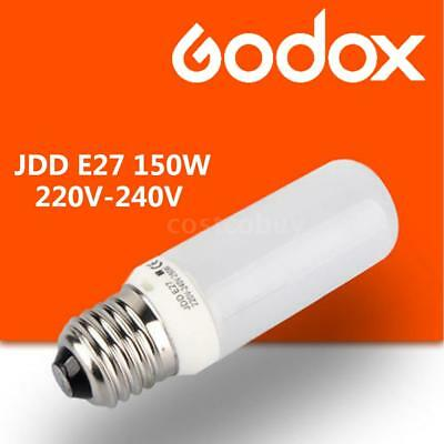 JDD E27 150W Studio stroboscope photographie Flash modélisation Tube I5C7