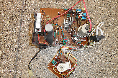 """Electrohome GO7-CBO 19"""" Arcade Monitor Chassis, Rebuilt And Working!"""