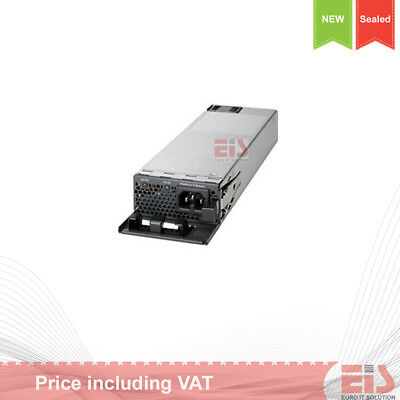 NEW Cisco 3850 750WAC Power Supply PWR-C1-715WAC INCLUDING VAT 20%
