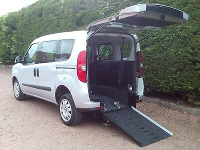 62 Fiat Doblo 1.4 16v WHEELCHAIR ACCESS VEHICLE DISABLED