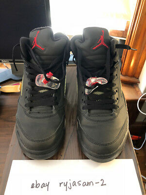 low priced fb393 eda61 Nike Air Jordan 5 Retro DMP Raging Bull Pack Mens Sz 7 USED