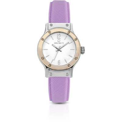 Moda Orologio OPS Objects Milano Donna Viola - OPSPW-538