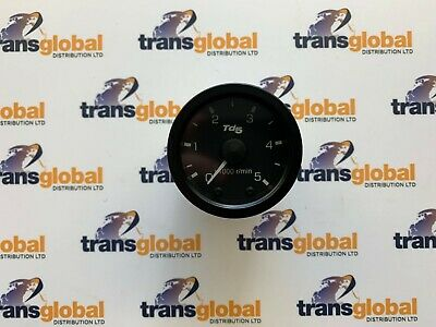 Land Rover Defender 2.5L TD5 Tachometer Rev-Counter - GENUINE LR - YAE100790